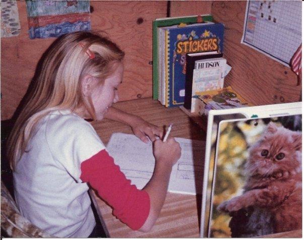 Nicki homeschool 1983