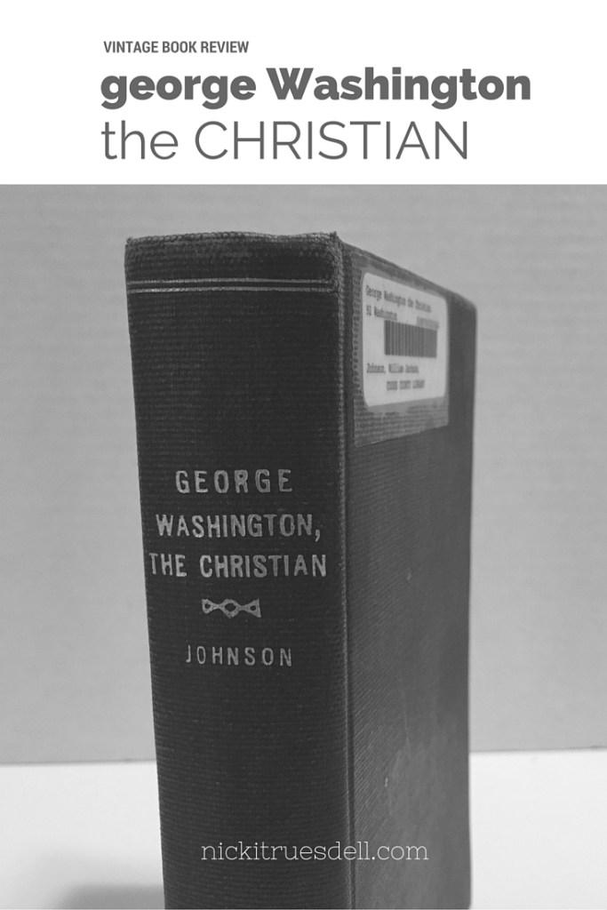 the Christianity of Goerge Washington