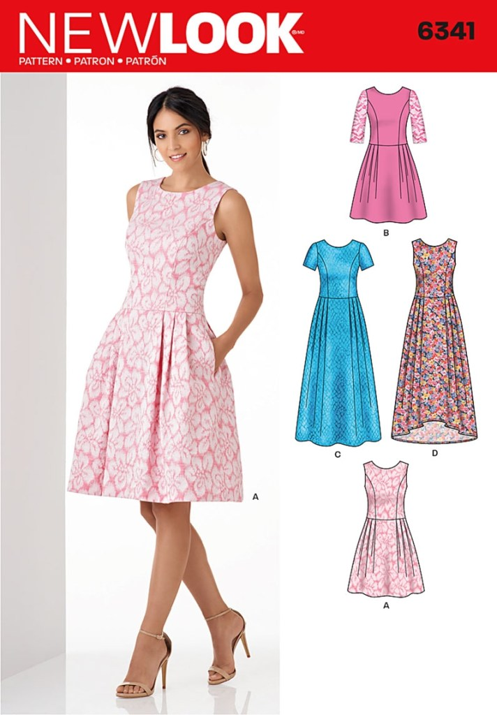 New Look 6341 dresses