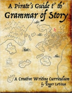 Review: A Pirate's Guide t' th' Grammar of Story