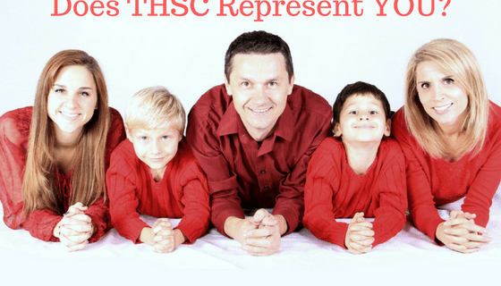 Does Texas Homeschool Coalition (THSC) Speak for You?