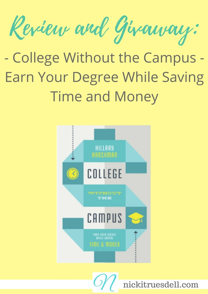 How the author earned her Bachelor's degree for under $10,000 and saved hundreds of hours...