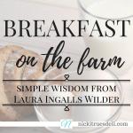 Breakfast on the Farm