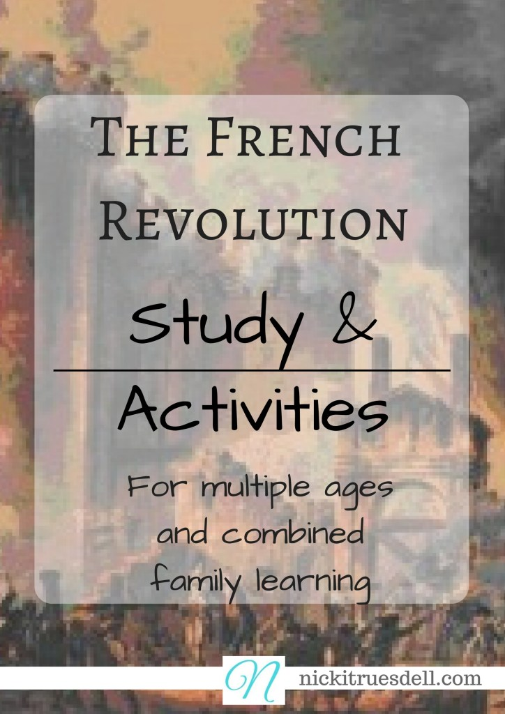 A fun and exciting study of the French Revolution using literature, maps, and hands-on activities...