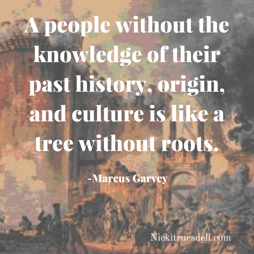 history roots
