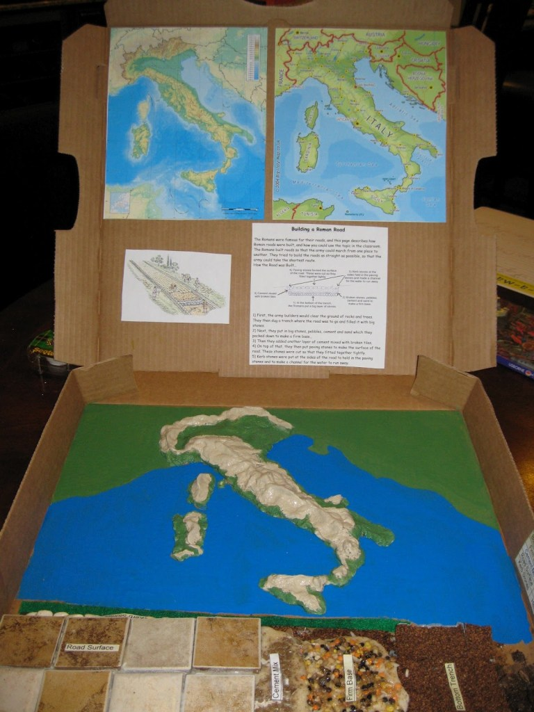 History can be fun and easily remembered with exciting hands-on learning activities...read more here!