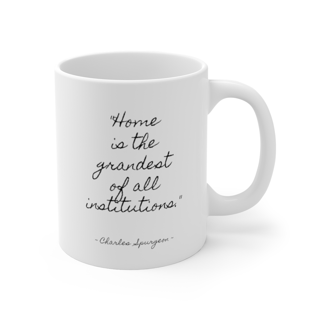 Charles Spurgeon Coffee Mug