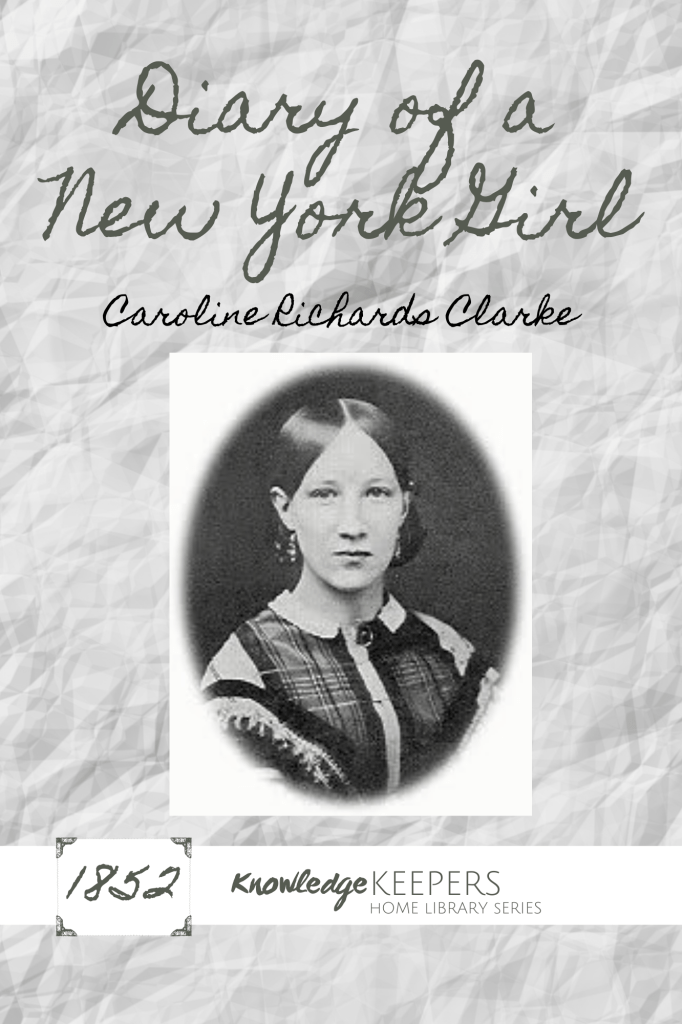 Diary of a New York Girl, or Village Life in America
