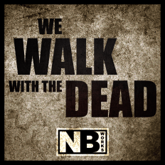 We Walk with the Dead - Series Logo