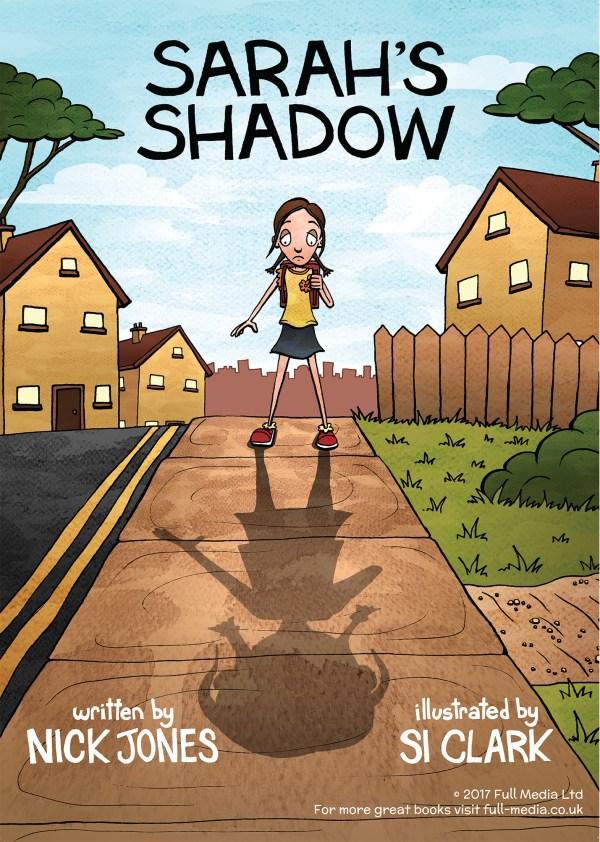 Sarah's Shadow poster