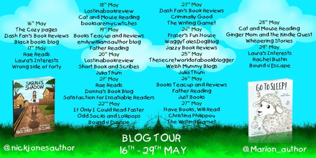 Full Media blog tour