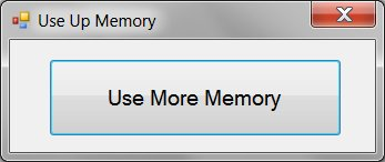 Use More Memory!