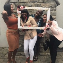 Conglomerate have some fun with the Nickkie&CO photo board