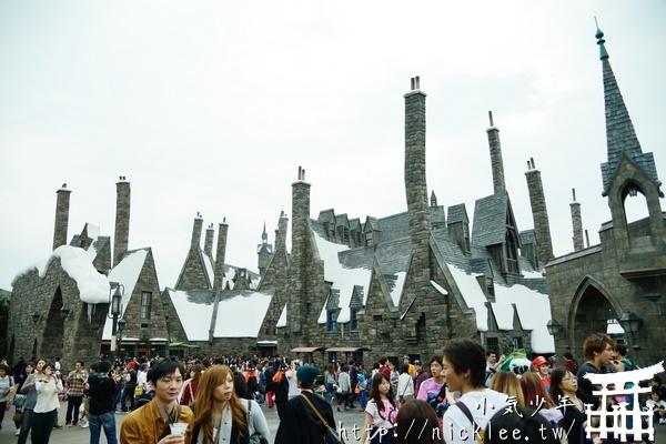 日本環球影城USJ-哈利波特魔法園區