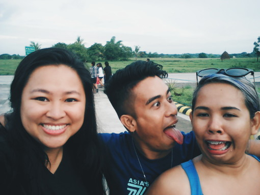 Crazy Travel Buddies, San Andres Quezon