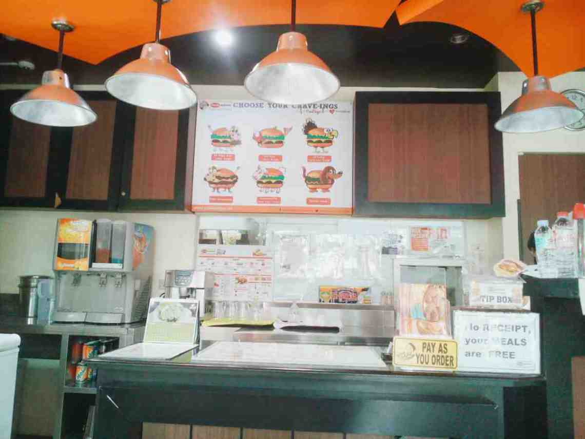 Crave Burger Counter - BF Resort Las Pinas