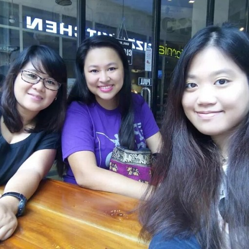Bookish Girls At Milky Cow Eastwood