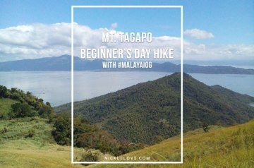 Mt. Tagapo Day Hike with MalayaIOG