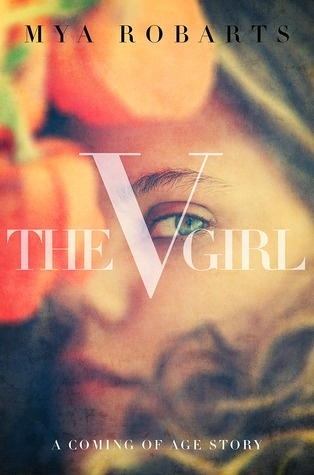 The V Girl book cover