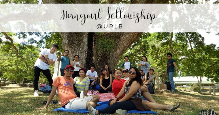 Hangout Fellowship at UPLB