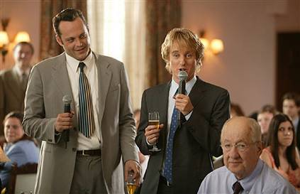 wedding crashers (owen wilson)