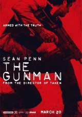 The Gunman Poster formatted v001