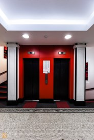 Lobby, Tune Hotel Kings Cross
