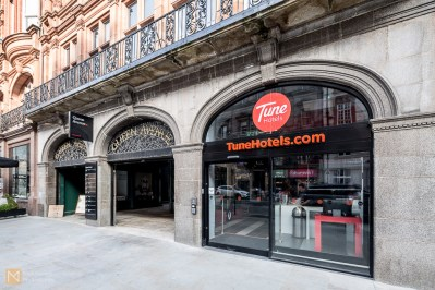 Exterior, Tune Hotel Liverpool City Centre