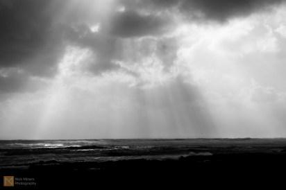 The sea at Grindavík