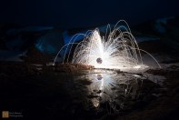 Light painting experiments