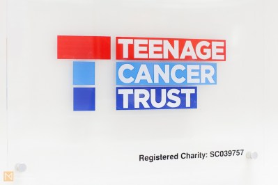 The Teenage Cancer Trust have special wards in hospitals across the UK