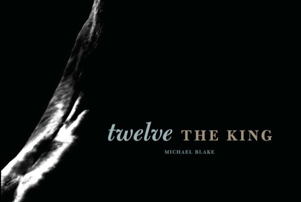 """Twelve The King"" book cover"