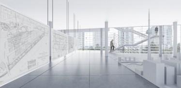 Render - Interior - South Gallery