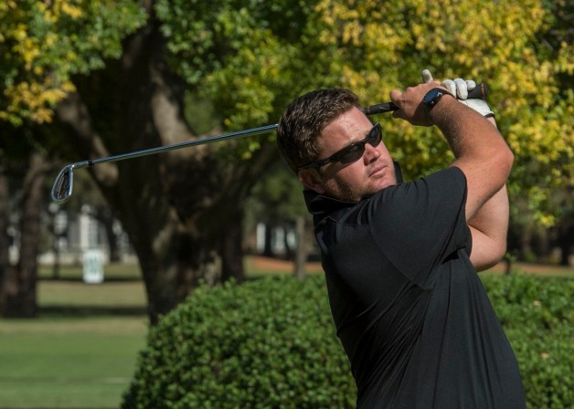 Golf Provides a New Challenge