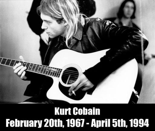 Remembering Cobain and his contribution