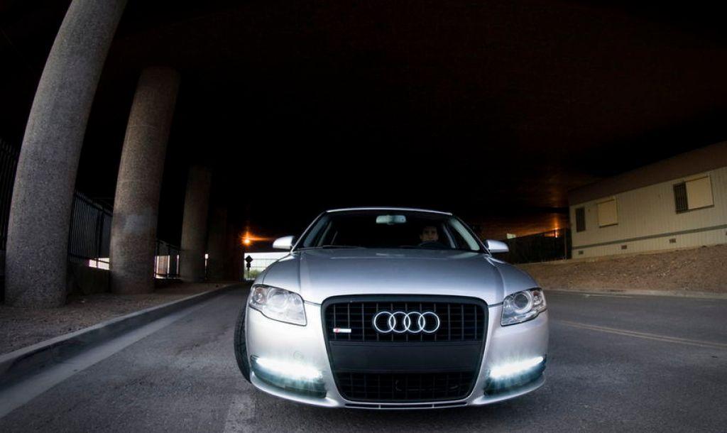 La Sierra Tires >> B7 Audi A4 S-Line/S4 LED Retrofit - S6 LEDs on a B7 Front Bumper | Nick's Car Blog