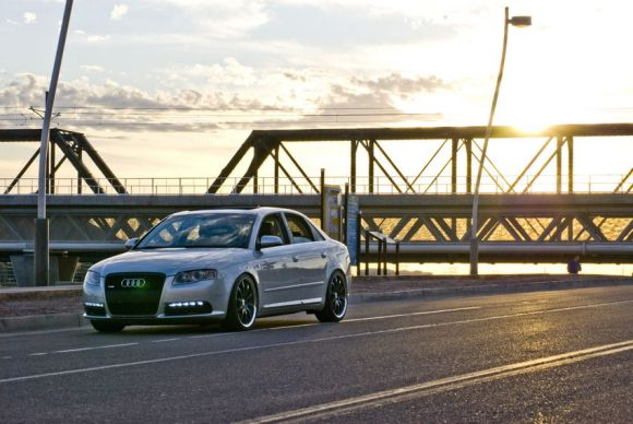 Modified Audi A4 For Sale