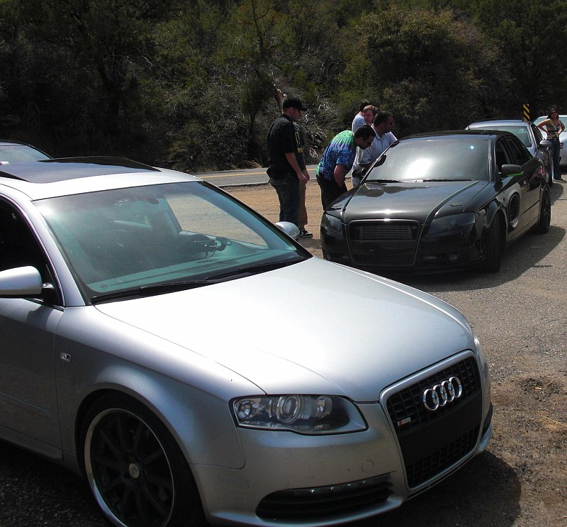 Audi A4 For Sale Near Me: Springtime Audi Cruise Along Arizona's 89A Highway