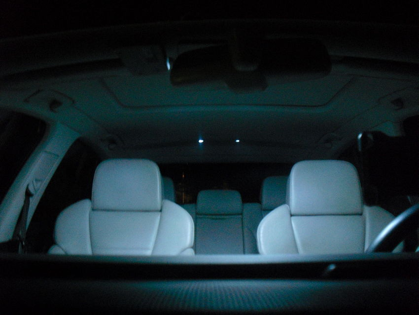 Audi A4 LED Interior Lighting B6/B7 U2013 DIY U0026 Pics