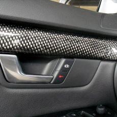 My B7 Audi A4 Carbon Fiber Interior by oCarbon