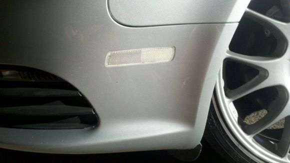 Clear Sidemarkers for B7 Audi A4 S4