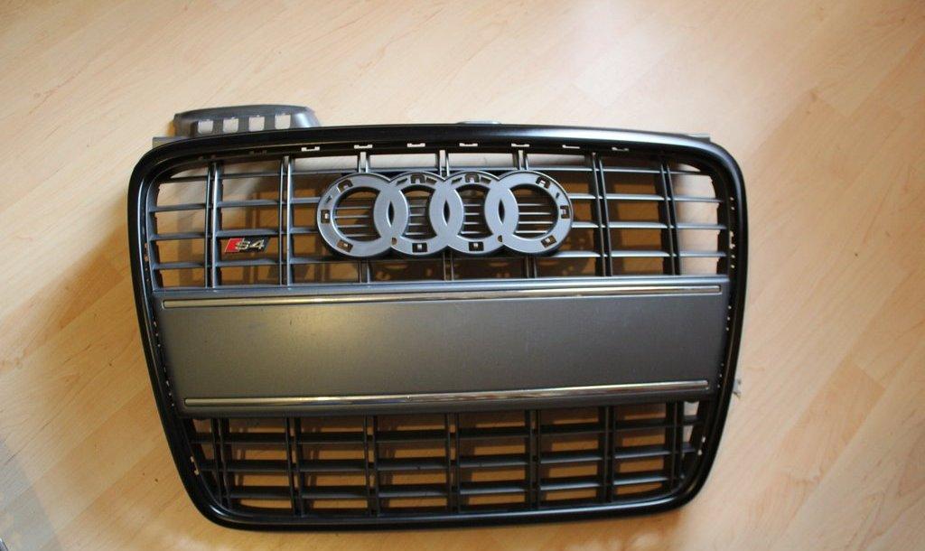 Diy Black Audi A4 S4 Grille Nick S Car Blog