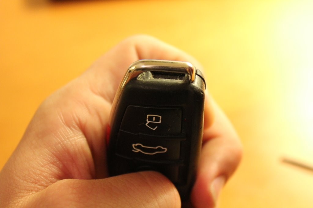 Audi Key Fob Battery Replacement Audi ASRS - Audi car key battery