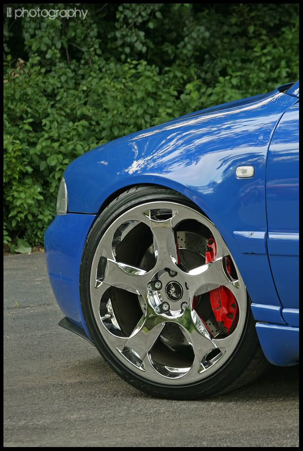 Audis on Lamborghini Gallardo Wheels | Nick's Car Blog