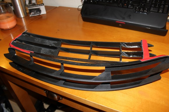 S6 Lower Grilles Mounting Tape