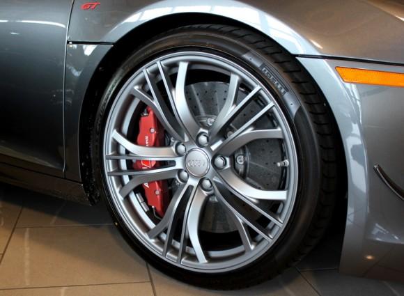 Audi R8 GT Ceramic Brakes