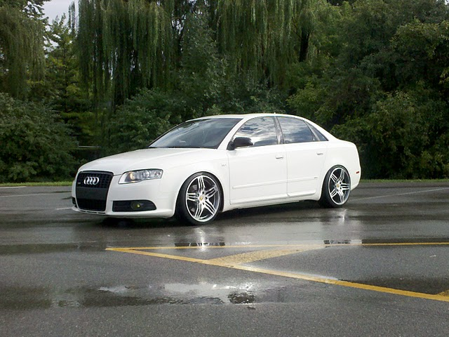 installed for htm kw coilover rims audi coilovers avant on