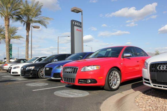 Audi CPO Purchase