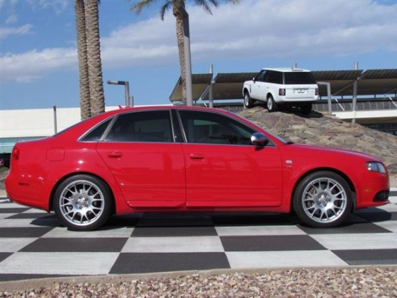 2006 S4 BBS CO Wheels