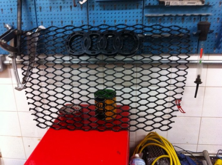 RS6 Grille Mesh